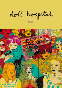 Doll Hospital Journal Issue One Cover